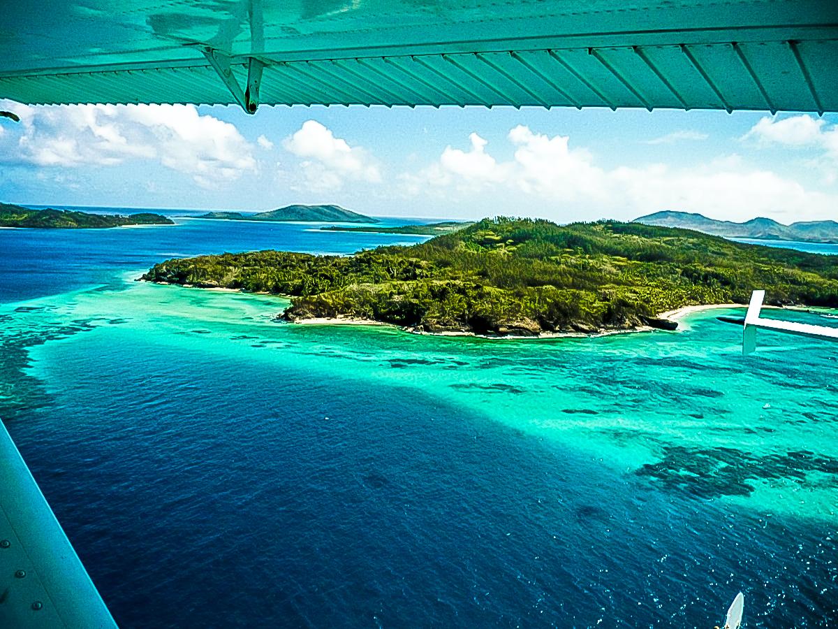 Yasawa Island Resort And Spa Turtle Airways Fiji