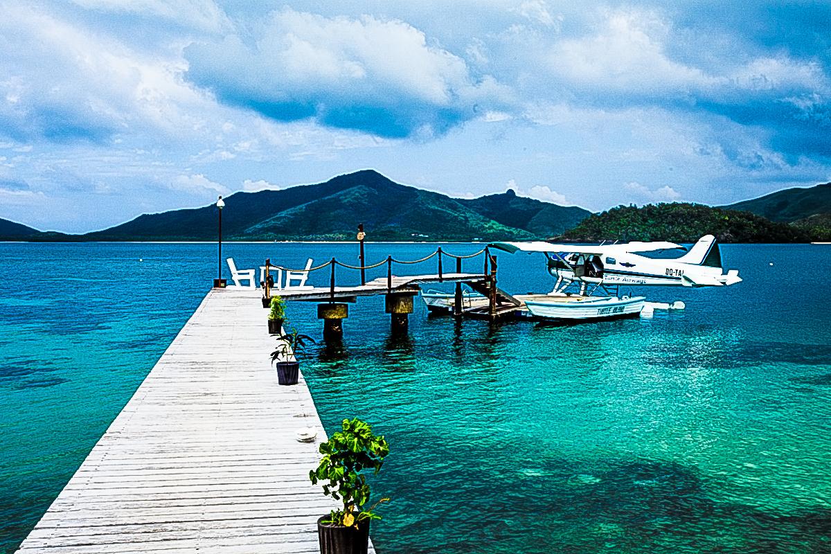Mana Island Resort Pictures