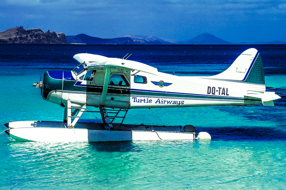 Getting Around Fiji Airlines Taking You From Beach To Beach