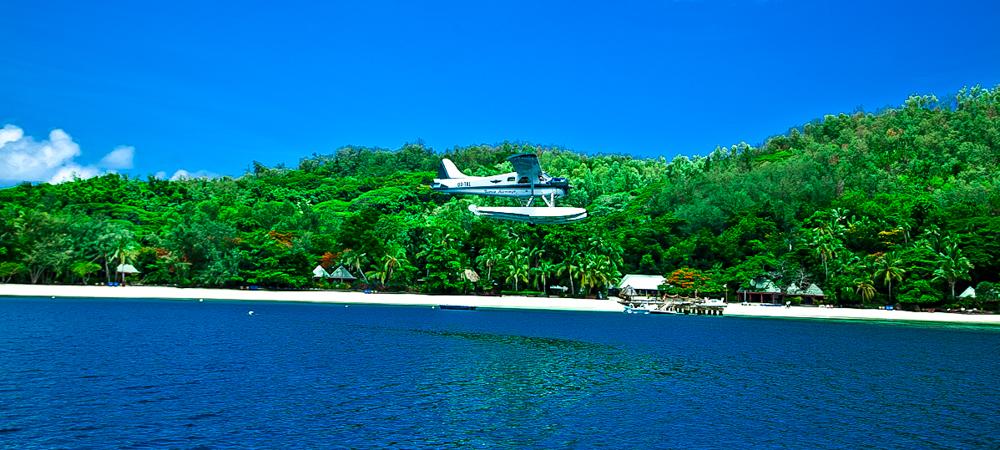 Fiji-Seaplane