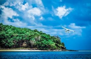 fiji air travel
